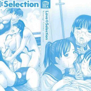 LOVE SELECTION #1 - LOVE SELECTION (comixhere.xyz) (2)