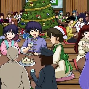 A Ranma Christmas Story (Рождественская вечеринка Ранмы) (comixhere.xyz) (11)