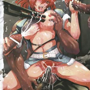 Comic Magazine Pin-up (comixhere.xyz) 23