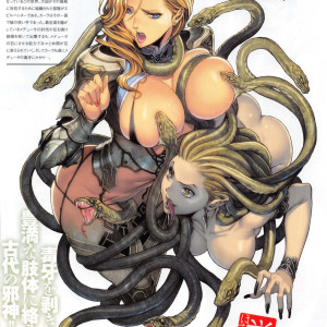 Comic Magazine Pin-up (comixhere.xyz) 48