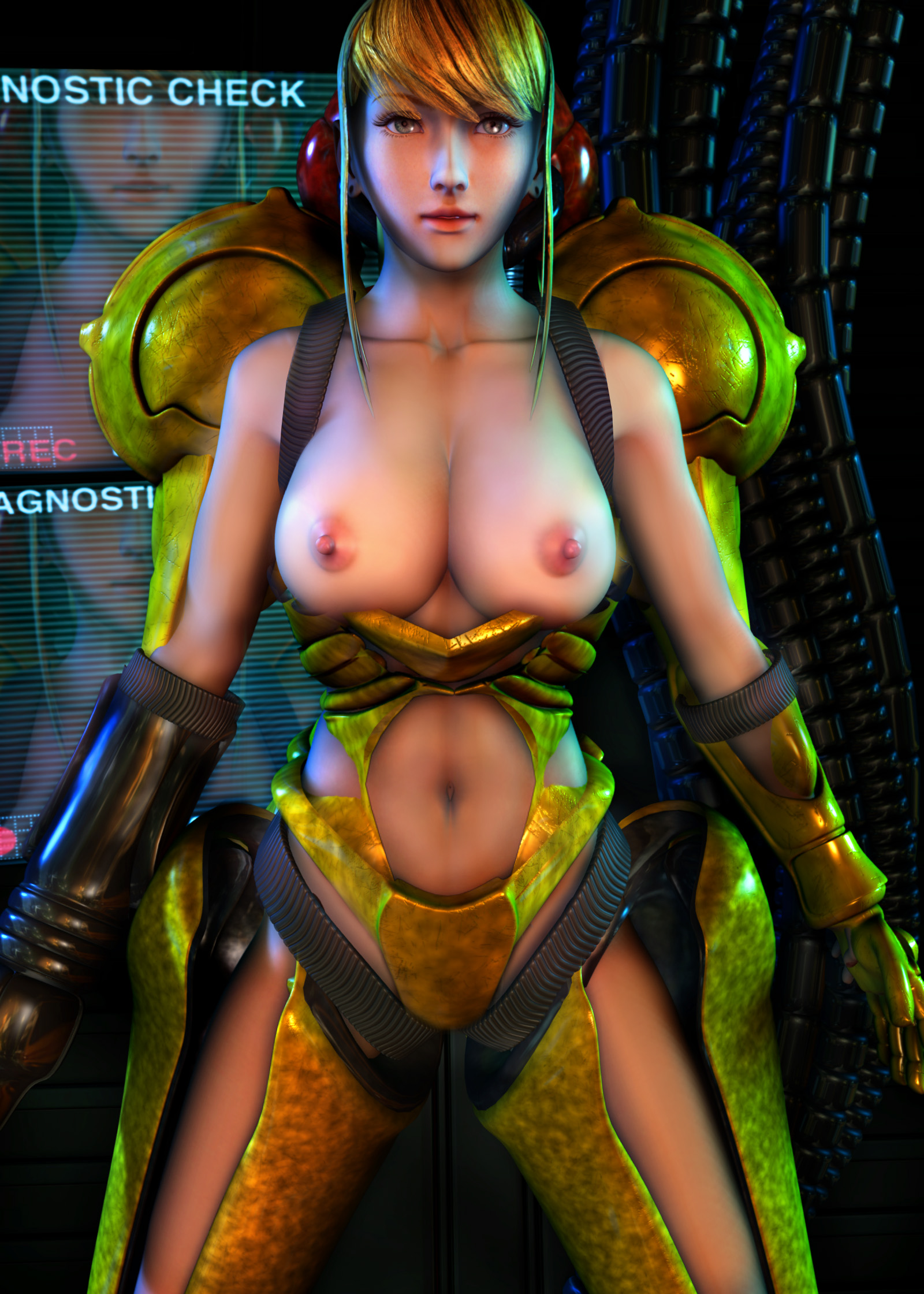 Metroid 3 nude mod sex images