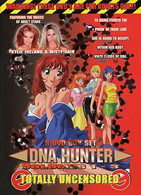 Охотница за ДНК