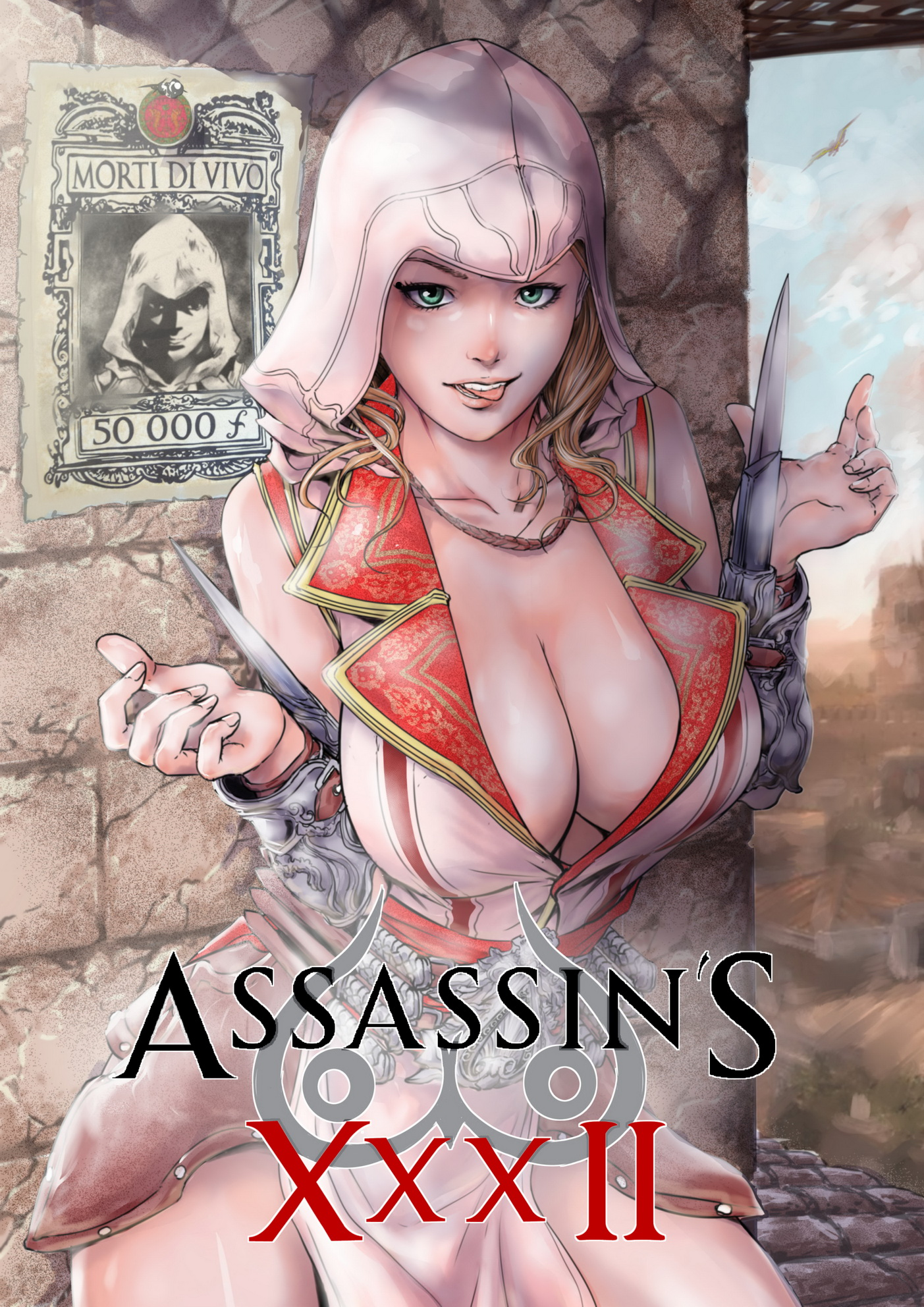 Assassin's creed naked girl erotic movies