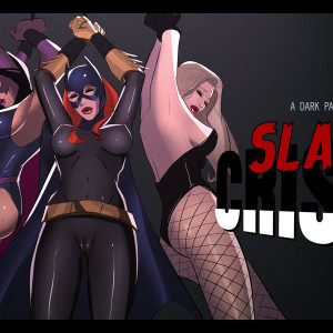 Slave Crisis #3 - Black Canary, Batgirl & Huntress raped[23]
