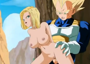 DragonBall Hentai Video - 1 серия (03:04)