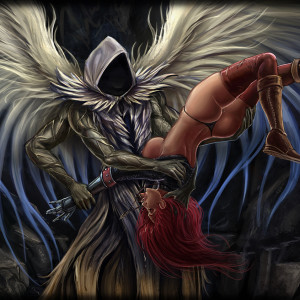 1535569 - Dark_Souls Dark_Souls_2 Darklurker vempire