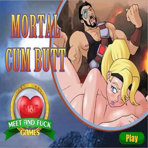 Mortal Cum Butt