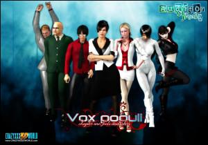VOX POPULI 1-4 epizod (111) - на английском.