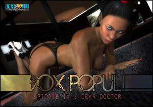VOX POPULI 9-12 epizod (111) — на английском.