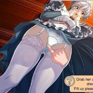 Похотливая домработница (Lustful Maid)