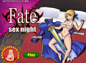 Судьба: ночь секса (Fate: night sex)