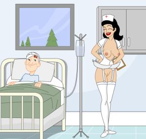 В больничке (In the hospital)
