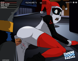 Секс с Харли Квинн (Sex with Harley Quinn)