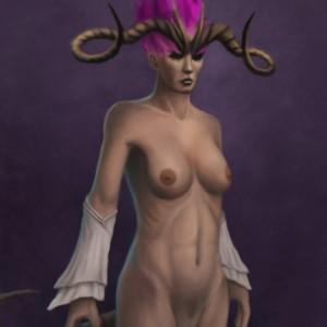 Порно картинки магия