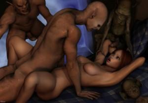 Monster Sex #1