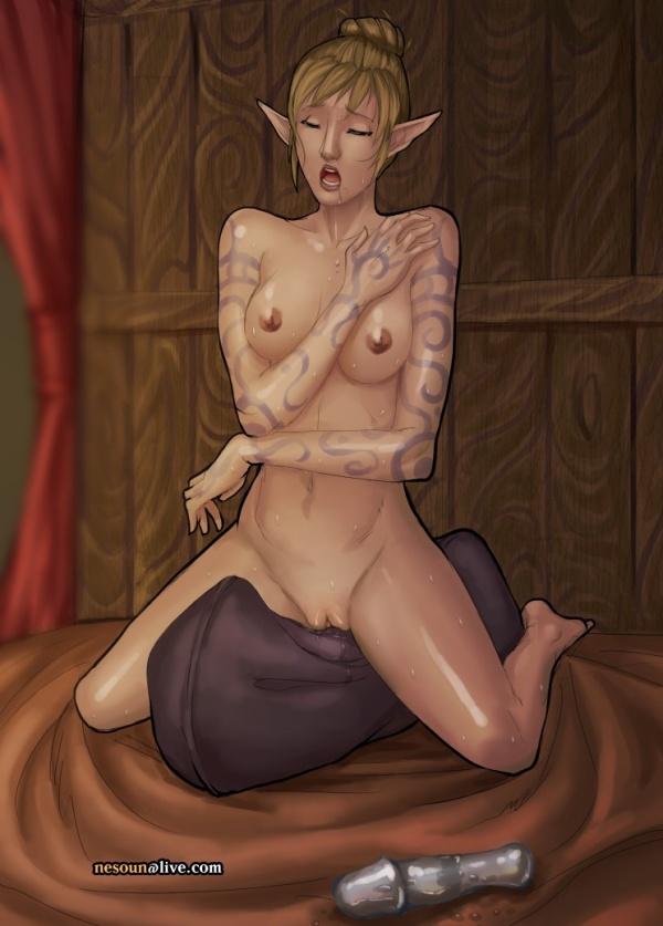 Порно мультики dragon age