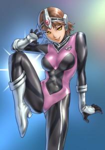 Hero Sentai #1