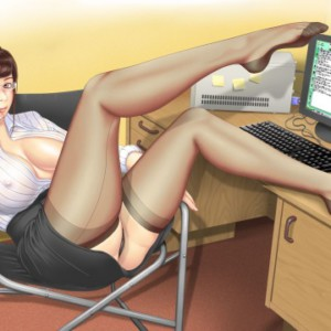 Office Girls #1