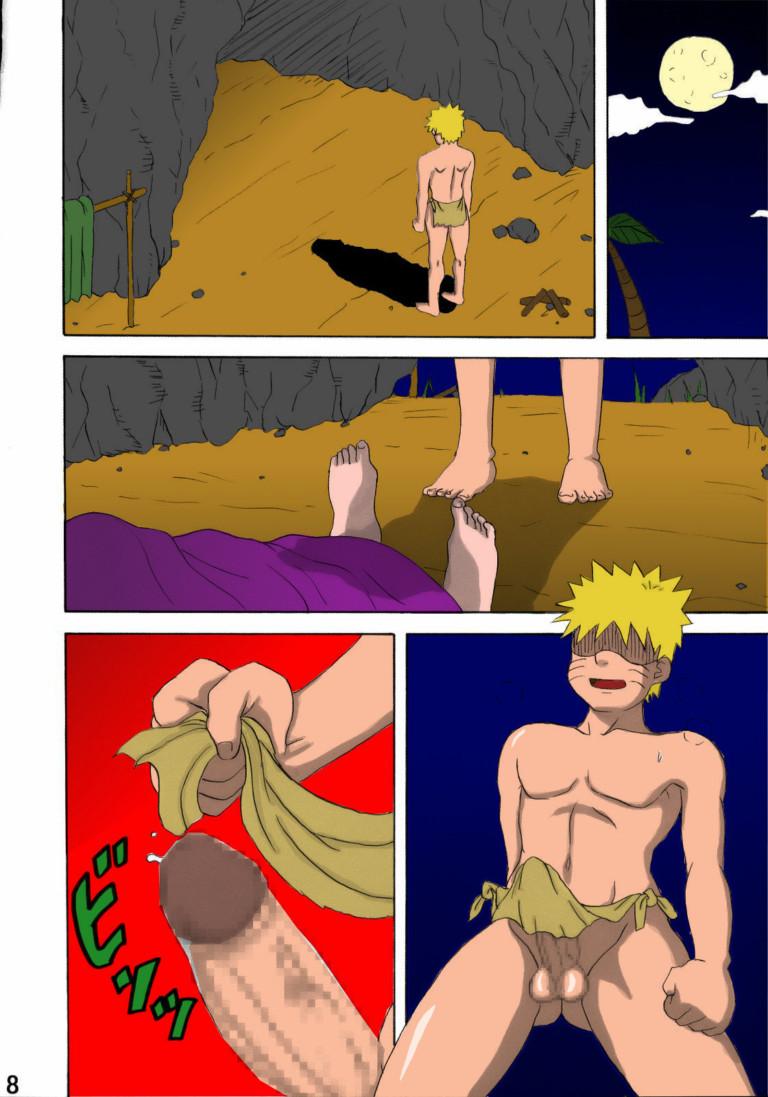 цветные порно комиксы аниме наруто