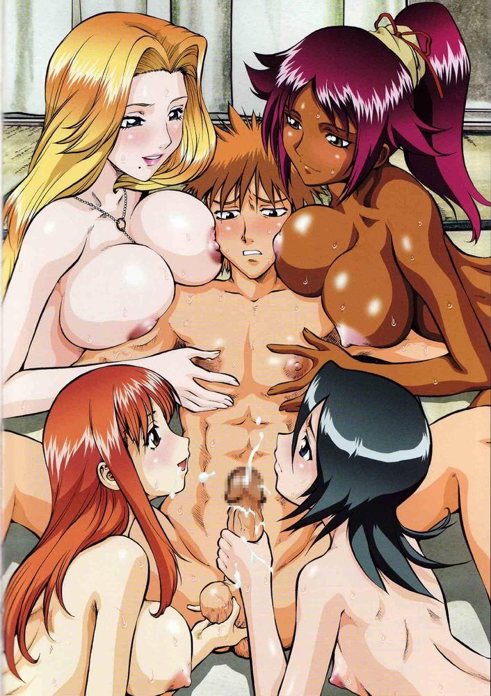 ичиго секс и мацумото комикс